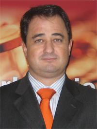 Javier Íscar, secretario general de Aeade